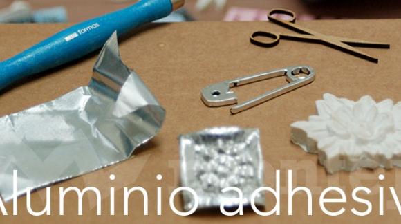 Aluminio Adhesivo para manualidades
