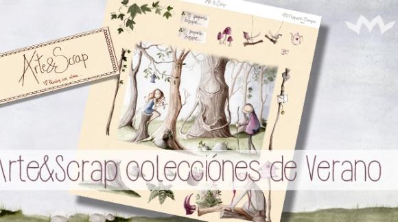 Arte&Scrap Colección de Verano