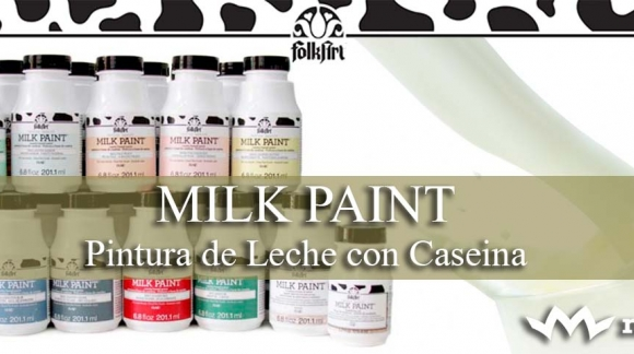 PAINT MILK de FolkArt