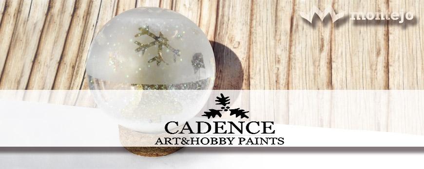 BOLA DE NIEVE con ácido para cristal CADENCE