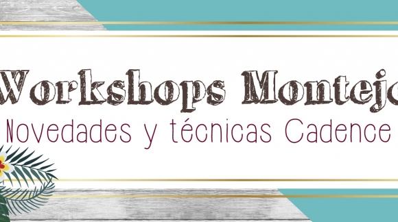 WORKSHOPS  en Artesanías Montejo