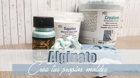 Como hacer tus propios moldes con alginato CREAFORM