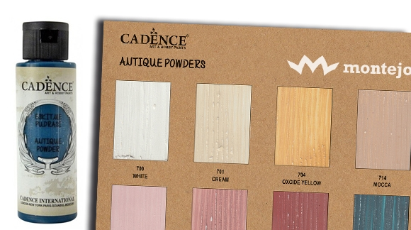 ANTIQUE POWDER CADENCE