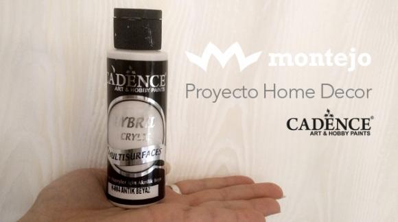 Proyecto Home Decor con pintura Hybrid CADENCE